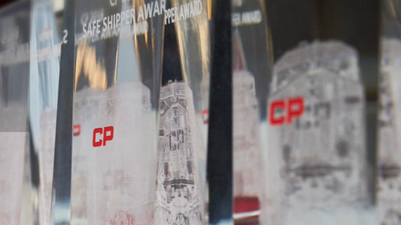 Customers at CSX (71) and CP (51) earned chemical safety awards for shipments in 2020.