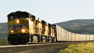 """""""The Union Pacific team successfully navigated global supply chain disruptions, a major bridge outage and additional weather events to produce strong quarterly revenue growth and financial results,"""" Chairman, President and CEO Lance Fritz said during UP's third-quarter 2021 earnings announcement."""