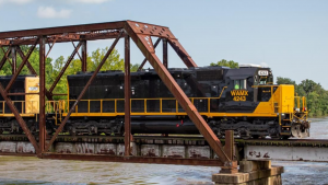 Watco's South Kansas & Oklahoma Railroad will serve a new $325 million Barlett soybean crushing facility in Montgomery County, Kans.
