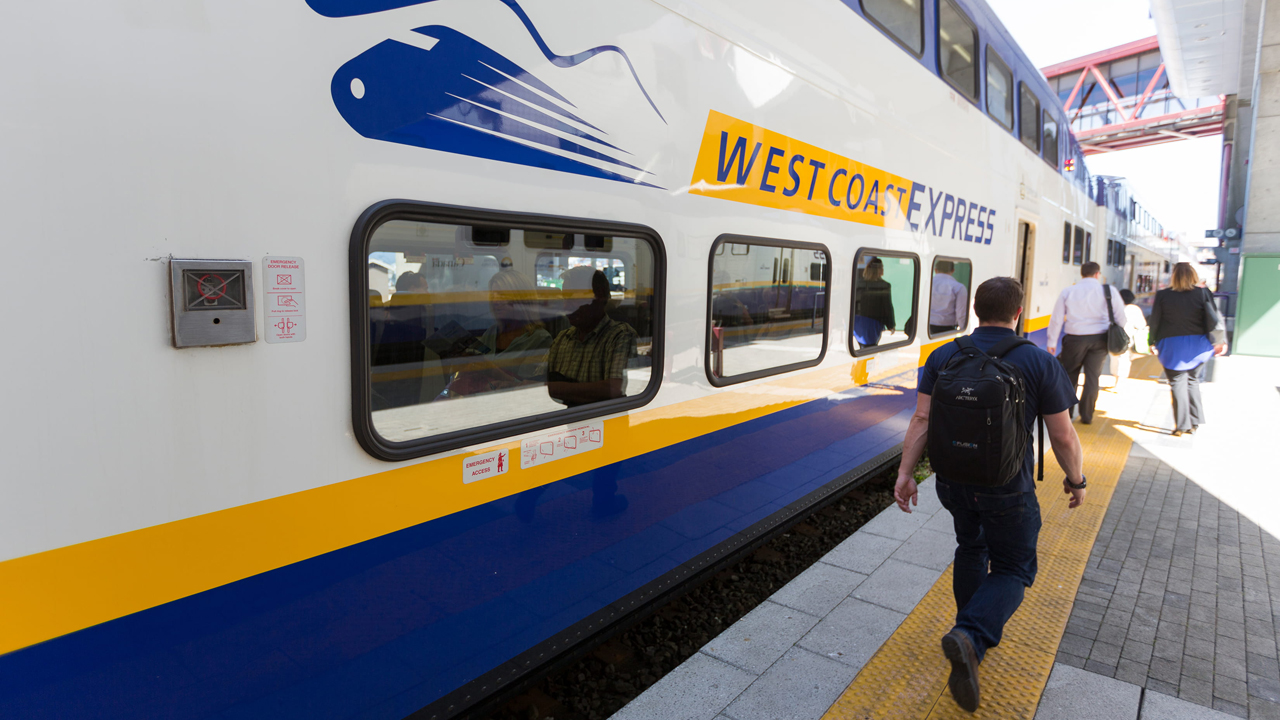 TransLink—which runs SkyTrain automated rapid transit, West Coast Express commuter rail, bus and SeaBus ferry services—has teamed with SCRAP-IT to offer a Compass Card rebate to riders exchange for their older automobiles.